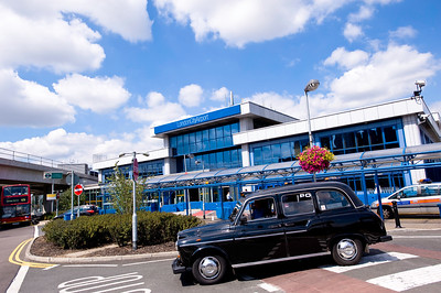 London City Airport, London, United Kingdom