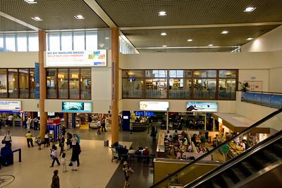 London City Airport, London, United Kingdom