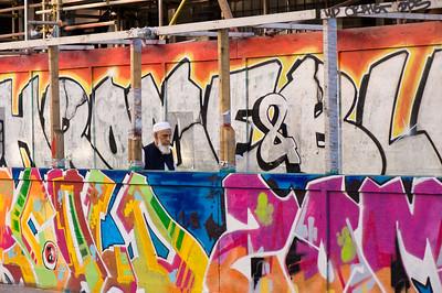 Graffiti, East End, E1, London, United Kingdom