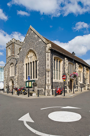 St Margarets Church, Uxbridge, Middlesex, United Kingdom