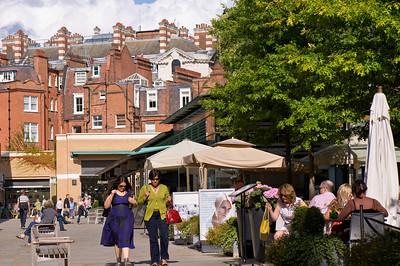 Duke of York Square, SW3, London, United KIngdom