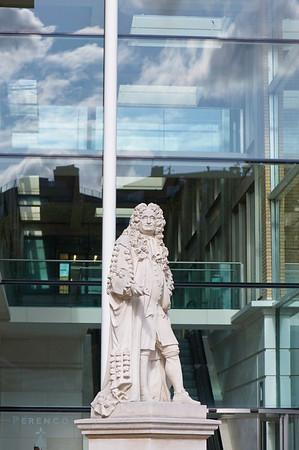 Duke of York statue, Duke of York Square, SW3, London, United KIngdom