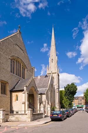 Polish Church, Ealing, W5, United Kingdom