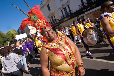 Notting Hill Carnival, London, United Kingdom