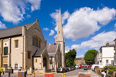 Polish Church, Ealing, W5, United Kingdom