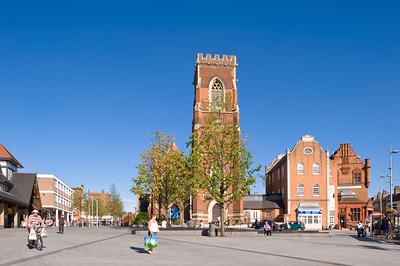 St Marys Church, Acton, W3, London, United Kingdom