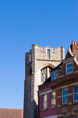Acton Hill Church, W3, London, United Kingdom