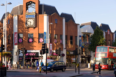 Ealing Broadway, W5, London, United Kingdom