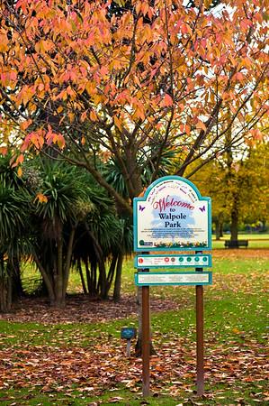 Walpole Park, Ealing, W5, London, United Kingdom