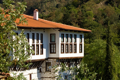 Kordopulov House, Melnik, The Pirin Mountains, Bulgaria