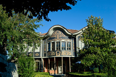 Ethnographic Museum, National Revival style architecture, Old To
