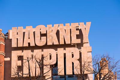 Hackney Emire, Hackney, E9, London, United Kingdom