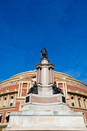 Royal Albert Hall, Knightsbridge, London, United Kingdom