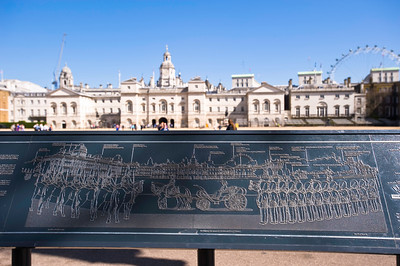 Horse Guards Square, London, United Kingdom