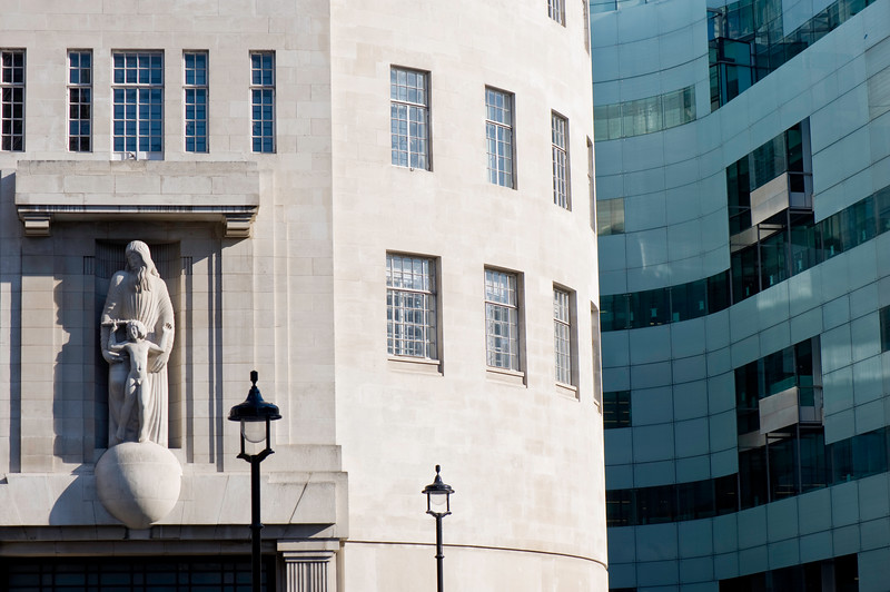BBC Broadcasting House, Langham Place, London,  United Kingdom