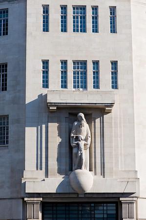 BBC Broadcasting House, Langham Place, London,  United Kingdom