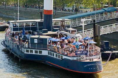 Thames River, London, United Kingdom