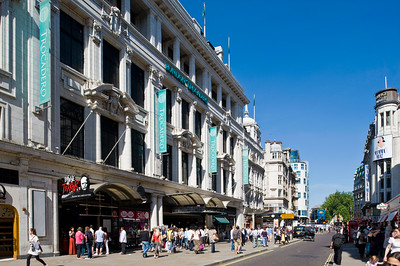 Charing Cross Road, London, United Kingdom