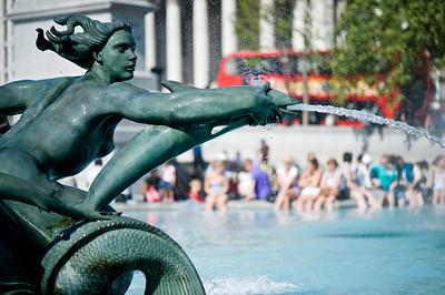 Trafalgar Square, London, United Kingdom