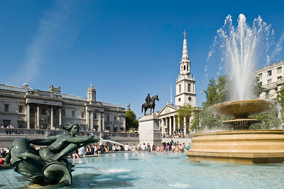 Trafalgar Square, London, United Kingdom