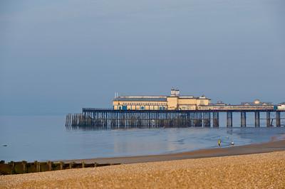 Pier, Hastings, East Sussex, United Kingdom