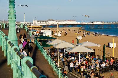 Seafront, Brighton, East Sussex, United Kingdom