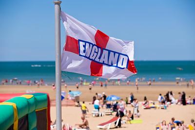 Main Sands beach, Margate, Kent, United Kingdom