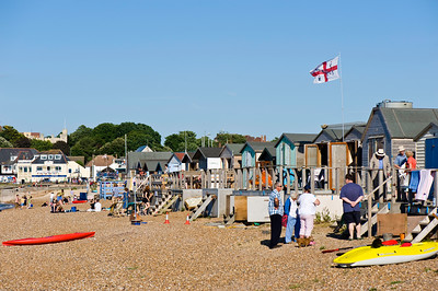 Seafront, Whitstable, Kent, United Kingdom