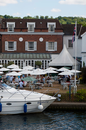 The Compleat Angler by Thames River, Marlow , Buckinghamshire, England, United Kingdom