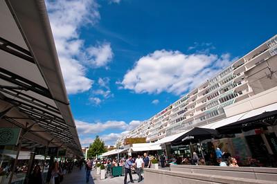 Brunswick Shopping Centre, Bloomsbury, WC1, London, United Kingdom
