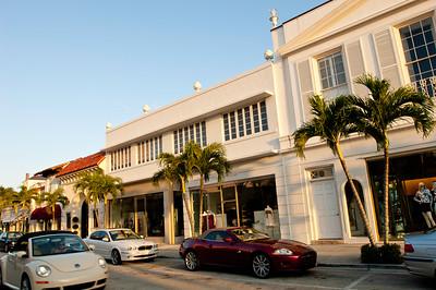 Worth Avenue, Palm Beach, Gold Coast, Florida, United States of America
