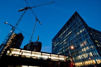 NEO Bankside modern development, London, United Kingdom