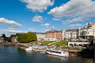 Thames River, Richmond, London, United Kingdom