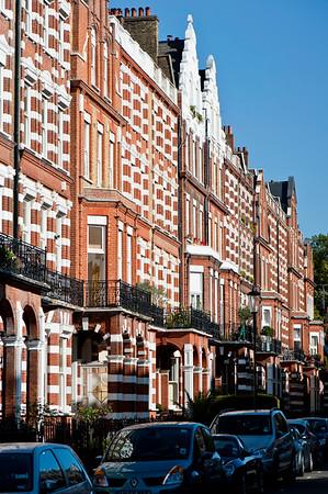 Bolton Gardens, Earls Court, SW5, London, United Kingdom
