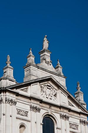 Old Brompton Oratory, London, United Kingdom