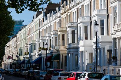 Penywern Road, Earls Court, SW5, London, United Kingdom