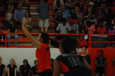 09-06-2016 Westwood-Fairfield volleyball
