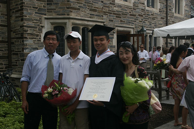 Mathey College Diploma Distribution 2010