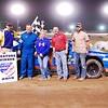 #57jr Dude Garrett Mini-Stock Feature Winner