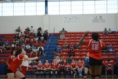 09-13 Elkhart-Teague volleyball