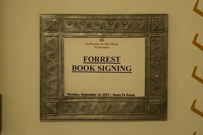 09-14-2015 Forrest Fenn Book Signing