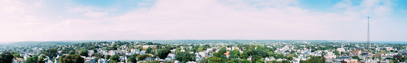 High Tower Rock panorama