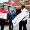 9 18 20 Lynn fire department ladder truck grant