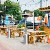 9 18 20 Peabody Brodies Pub dine outside 3