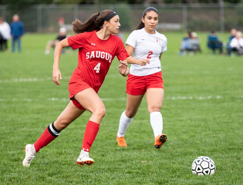 9 20 18 Everett at Saugus girls soccer 12