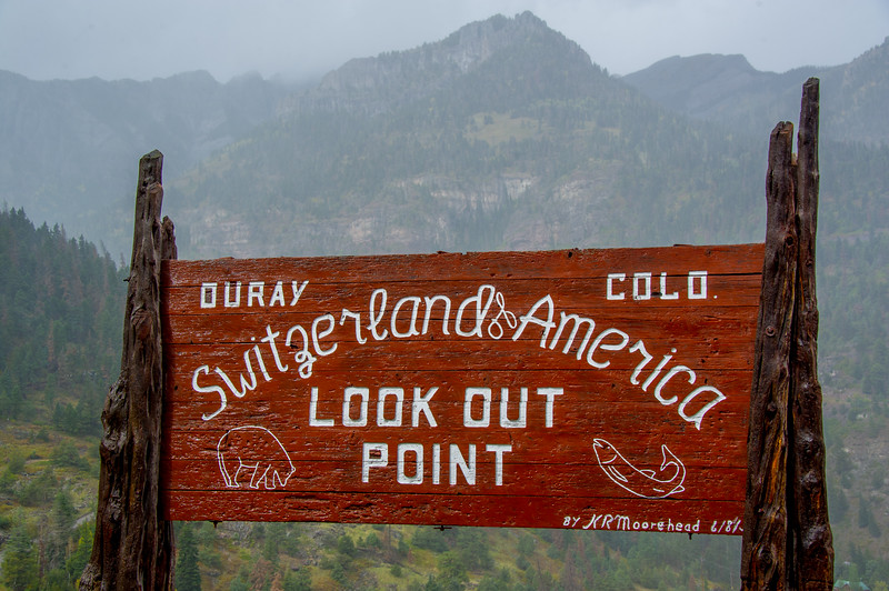 Ouray and Silverton, Co.