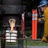 9 22 18 Saugus Ironwork iron pour 4