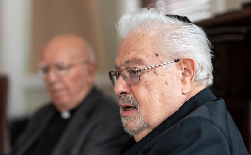 9 26 18 Lynn Priest and Rabbi 4