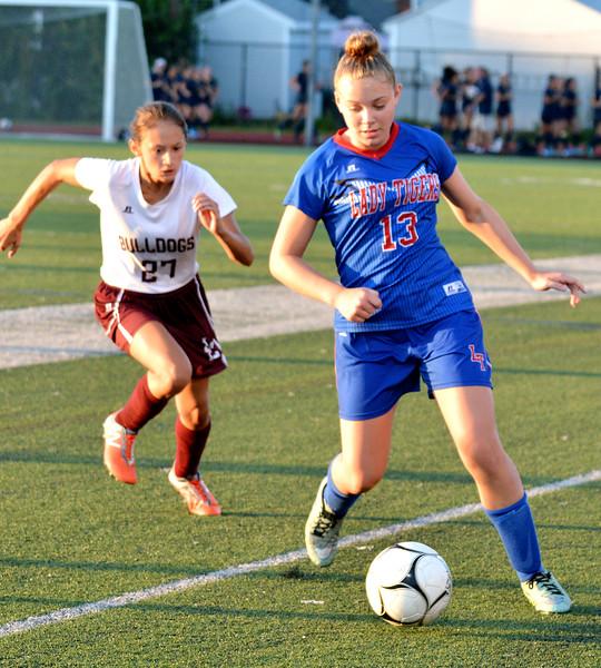 Sports Girls Soccer Tech vs English
