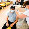 9 9 21 SRH Lynn McDonalds vaccine clinic 1
